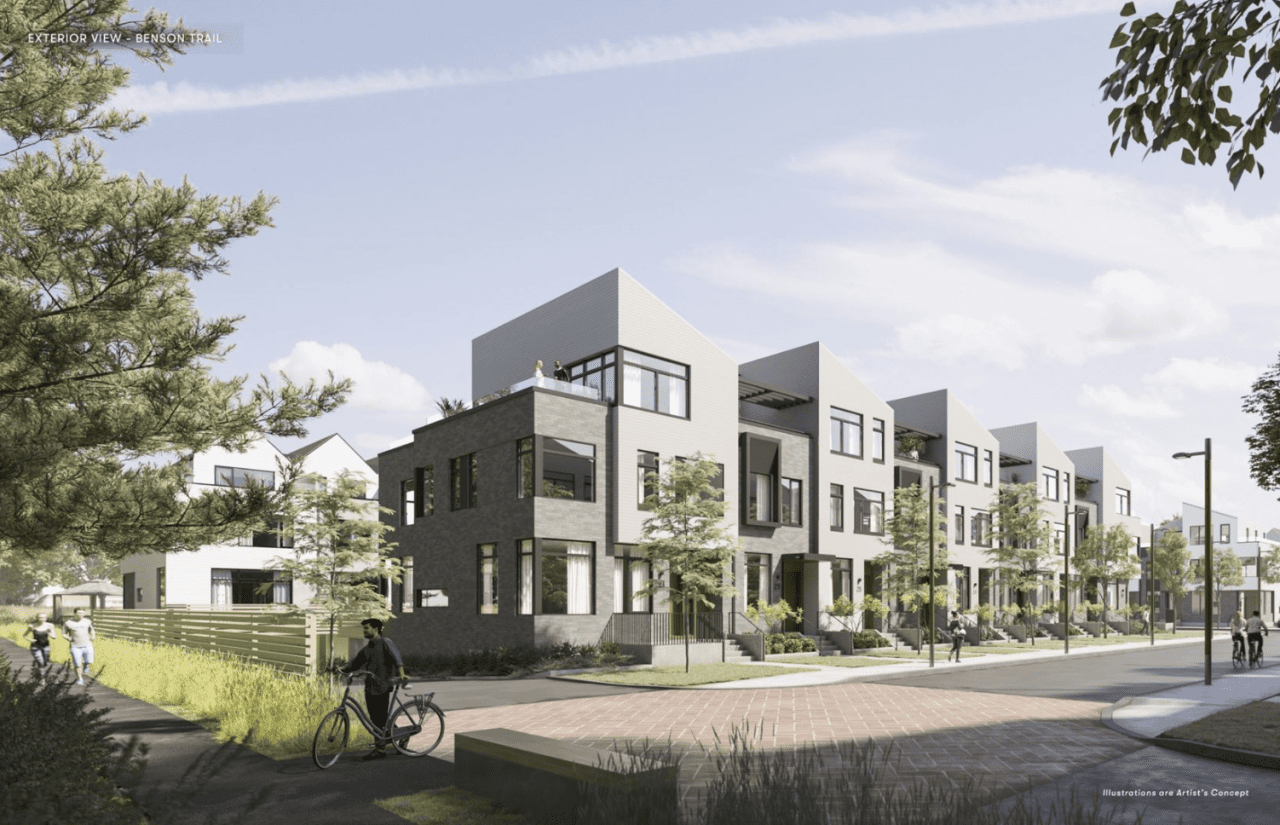 Brightwater Towns Port Credit Pre Construction