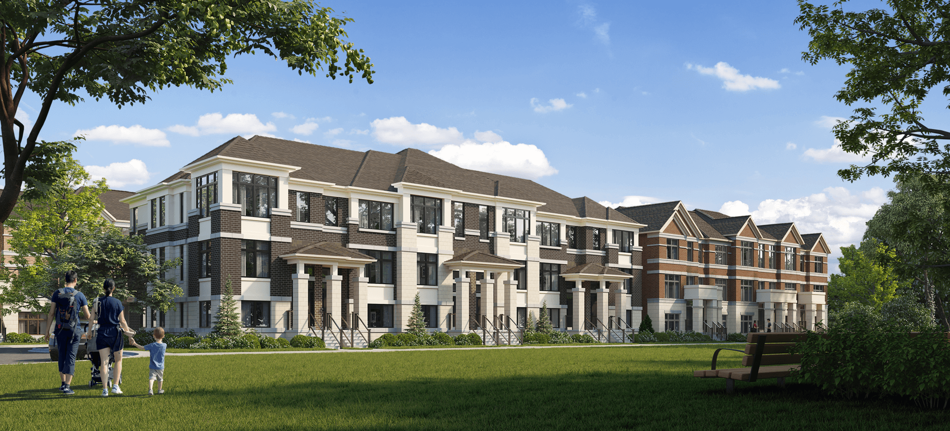 Ivylea Townhomes Richmond Hill Pre Construction